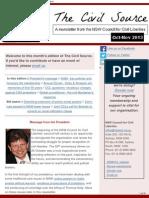 NSWCCL Newsletter 2013 October-November