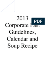 2013 Fast Guidelines