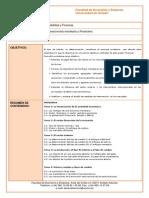 C. Y F. Macroeconomia monetaria y Financiera  3º