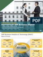 Apresentação SAP Business Objects