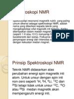 Spektroskopi NMR,Massa,XPS