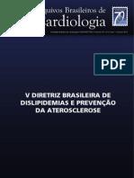 V Diretriz Brasileira de Dislipidemias