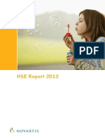Hse Performance Report 2012