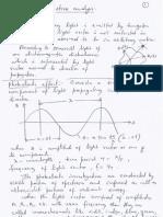 Asa Chapter6 Experimental Stress Analysis Hand Written Notes