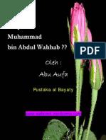 Siapakah Ibnu Abdul Wahhab