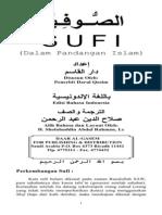 Sufi Dlm Pandangan Islam