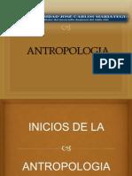 3 Inicios de La Antropologia