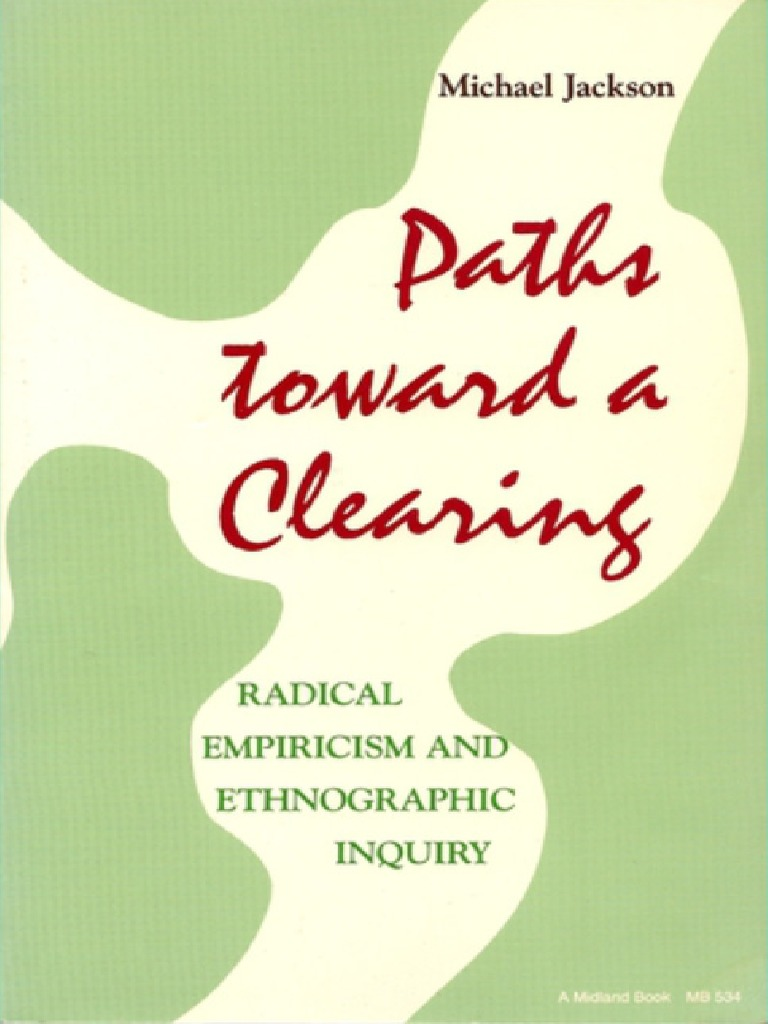 Jackson 1989 Paths Toward A Clearing Pdf