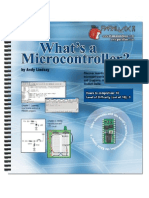 What's a Microcontrolle