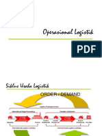 Kuliah Operational Logistik