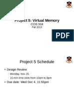 Virtual Memory Lecture