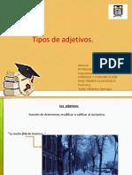 Tipos de Adjetivos Reynaldo V.