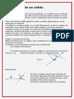 equilibrio de un sólido (U1)