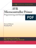 Atmel AVR Micro Controller Primer - Programming and Interfacing