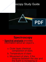 Spectroscopy+Study+Guide