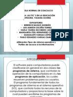 Expo de Sistemas Operativos e Usuarios