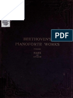 Introduction to the Interpretation of the Beethoven Piano Works (by Adolf Bernhard Marx) (1895)
