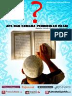 eBook Apa Dan Kemana Pendidikan Islam Full