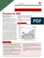 December 2009, NCJ 228417 Bureau of Justice Statistics Prisoners in 2008