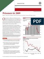 December 2010, NCJ 231675 Bureau of Justice Statistics Prisoners in 2009