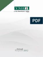 YNHPROP-AnnualReport2012