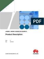 eWBB2.1 M2000 V200R012 and V200R013 Product Description 01(20120930)-1