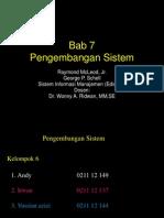 teori bab 7