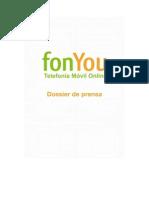 FonYou Dossier Prensa