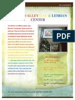 Lgbt Center Newsletter