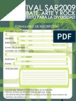 PDF Formula Rio de Inscripcion de Bandas