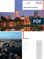 PwC-HSBC Guide to Doing Business in Vietnam