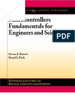 Micro Controllers Fundamentals for Engineers and Scientists