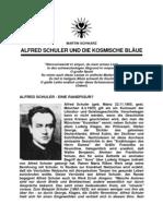 Alfred Schuler Kosmische Blaeu