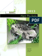 191813499 Algae Biodiesel Research Article