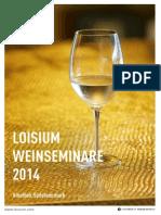 Weinseminare_LOISIUM_Vinothek_Südsteiermark_2014