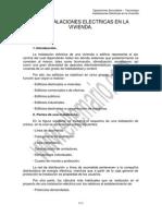 Manuales - Electricidad Teoría De Instalaciones Eléctricas En La Vivienda