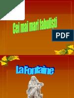 Cei Mai Mari Fabulisti_prezentare