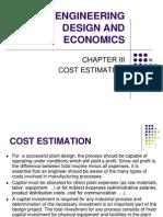 food engineering design and economics