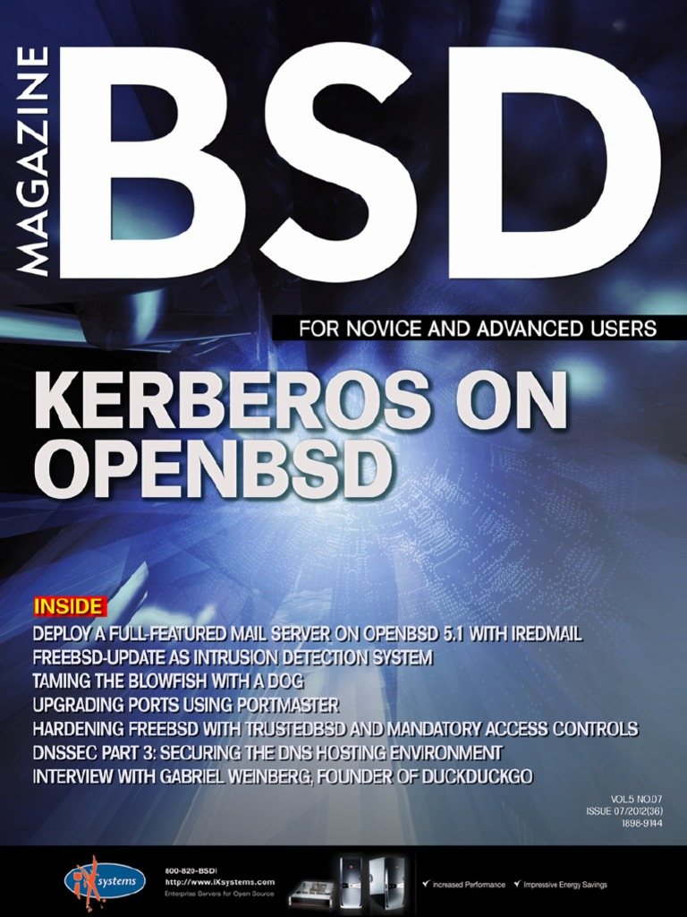 Kerberos on OpenBSD | Secure Shell | Password