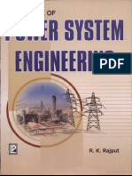 A Textbook of Power System Engineering by R K Rajput -Google Book