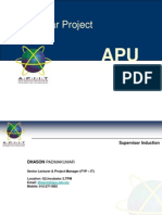 Process Involved in Fyp Apu