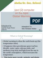 Golble Warming