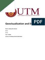 Geovisualization and Diebetes