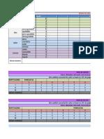 Matriz de Referencia Norma INEN 419