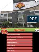 PPT on Marketing Strategy of Haldiram