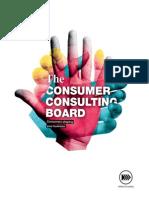 Consumer Consulting Board Book