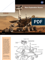 NASA Mars Rovers 2009-2010 Wall Calendar