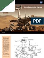 NASA Mars Rovers 2009-2010 Wall Calendar