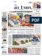 The Daily Union. December 17, 2013