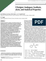 55646820 Methcathinone Analog Analysis